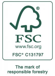 Sản phẩm có chứng chỉ FSC®